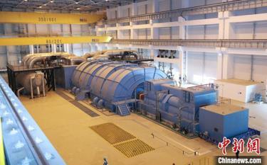 Tổ máy số 5 Nhà máy điện hạt nhân Phúc Thanh phát điện hòa lưới thành công.