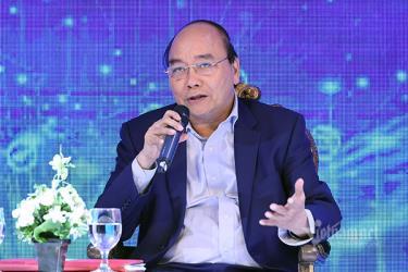 Theo Thủ tướng Nguyễn Xuân Phúc, khởi nghiệp là cách hiện thực hóa khát vọng lớn của dân tộc.
