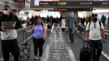 6,5 triệu người Mỹ đã di chuyển bằng máy bay trong kỳ nghỉ Lễ Tạ ơn.