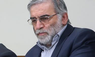 Ông Fakhrizadeh, nhà khoa học hạt nhân của Iran vừa bị ám sát chết hôm 27/11