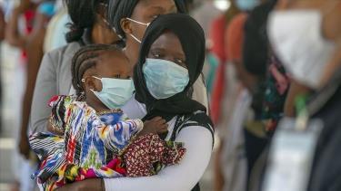 Nam Phi là quốc gia bị ảnh hưởng nghiêm trọng nhất châu Phi bởi dịch Covid-19.