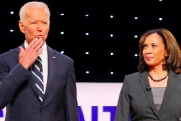 Ông Joe Biden và bà Kamala Harris.