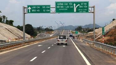 Noi Bai – Lao Cai Expressway