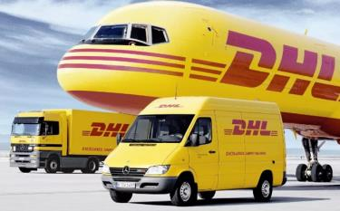 DHL Vietnam named in the Top 10 prestigious companies in the logistics sector in 2020. (Illustrative image)