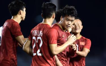 U22 Việt Nam thắng nghẹt thở Indonesia.