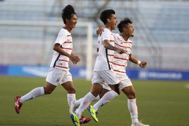 U22 Campuchia quyết tâm gây bất ngờ ở SEA Games 30.