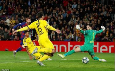 Messi được vinh danh là cầu thủ hay nhất La Liga tháng 11/2019