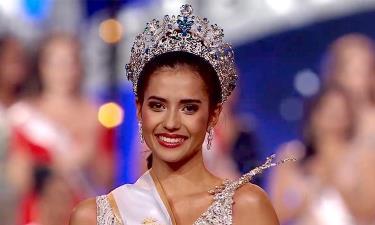 Anntonia Porsild - tân Hoa hậu Siêu quốc gia 2019.