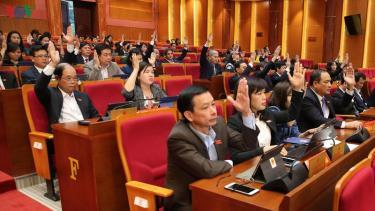 HĐND tỉnh Quảng Ninh thống nhất thông qua 25 Nghị quyết quan trọng về các chính sách phát triển KT-XH của tỉnh.