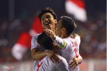 U22 Việt Nam chơi hoàn toàn trên cơ đối thủ ở trận chung kết.