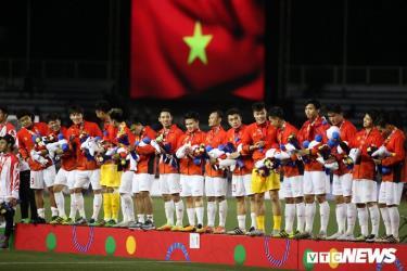 U22 Việt Nam giành chức vô địch bằng tinh thần dân tộc.