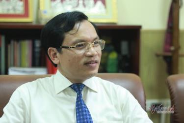 Ông Mai Văn Trinh, Cục trưởng Cục Quản lý chất lượng (Bộ GD-ĐT) cho biết Bộ sẽ không công bố đề minh họa thi THPT quốc gia 2020.