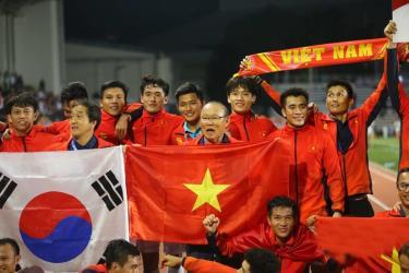 U23 Việt Nam tích cực chuẩn bị cho giải U23 châu Á
