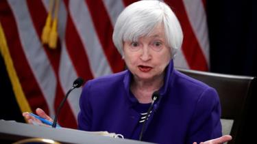 Cựu Chủ tịch Cục Dự trữ Liên bang Janet Yellen