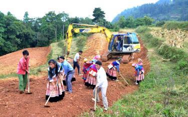 Diện mạo các xã vùng 30a của Yên Bái đã dần khởi sắc