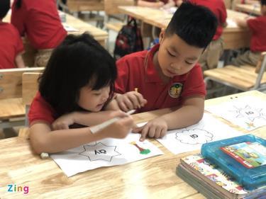 Học sinh tiểu học Việt Nam đứng đầu trong 6 nước Đông Nam Á tham gia đánh giá.