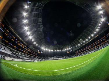 Trận đấu giữa Tottenham và Fulham đã không thể diễn ra do lo ngại Covid-19.