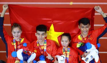 Thể thao Việt Nam đặt mục tiêu nằm trong tốp 3 đoàn vận động viên giành nhiều huy chương nhất tại SEA Games 31.
