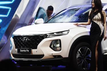 Hyundai thực sự là đối thủ xứng tầm với Toyota tại thị trường Việt Nam, ở phân khúc xe du lịch