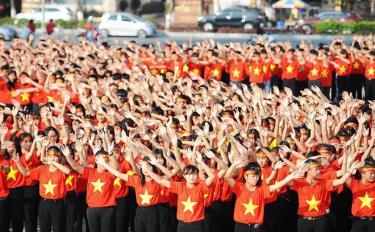 Cuộc thi trực tuyến tìm hiểu về Đảng Cộng sản Việt Nam do T.Ư Đoàn tổ chức là một trong những hoạt động thiết thực nằm trong đợt hoạt động kỷ niệm 90 năm Ngày thành lập Đảng Cộng sản Việt Nam (03/02/1930 - 03/02/2020).