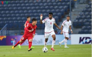U23 Việt Nam gặp nhiều thử thách trong cuộc đua giành vé đến Olympic.