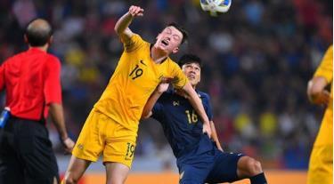 U23 Thái Lan thua ngược Australia vì thể lực không đảm bảo.