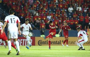 U23 Việt Nam không còn nắm quyền tự quyết, nhưng trước tiên cần phải thắng U23 Triều Tiên.