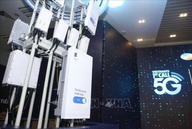 Ngành Viễn thông Việt Nam đang đẩy nhanh tiến độ triển khai công nghệ 5G.