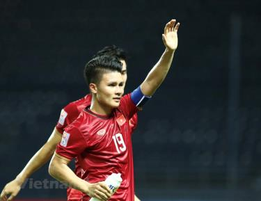 Quang Hải nhiều khả năng sẽ giành Quả bóng vàng Việt Nam 2019.