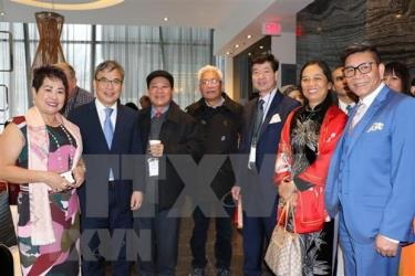 The Canada-Vietnam Society (CVS) holds a get-together in Toronto on January 18 to celebrate Tet, Vietnam's traditional New Year.