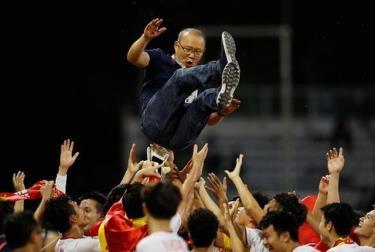 HLV Park Hang Seo quyết giúp bóng đá Việt Nam thành công ở 4 mục tiêu trong năm 2021