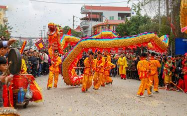 Lễ hội đền Tả Phủ, Lạng Sơn.
