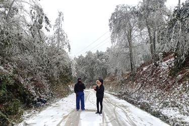 Không khí lạnh cường độ mạnh đổ bộ, Bắc Bộ nhiệt độ giảm sâu từ đêm mai 16/1