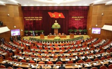 Hội nghị T.Ư 15 đã bế mạc sau 1,5 ngày làm việc, sớm hơn kế hoạch 1,5 ngày.