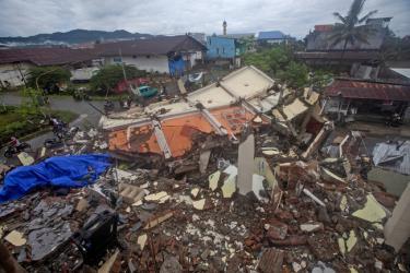 81 người đã thiệt mạng trong trận động đất ở Sulawesi ngày 15/1.