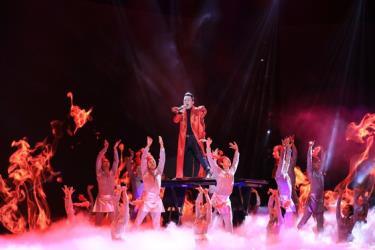 Đêm nhạc Khúc hát phiêu ly của nhạc sĩ Phó Đức Phương là 1 trong 5 chương trình xuất sắc nhất năm