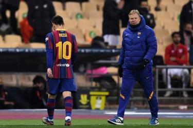 Messi chỉ bị treo giò 2 trận vì hành vi đánh nguội đối thủ