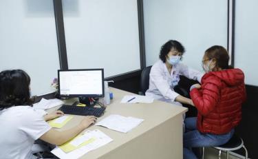 Tầm soát ung thư vú tại Bệnh viện K.