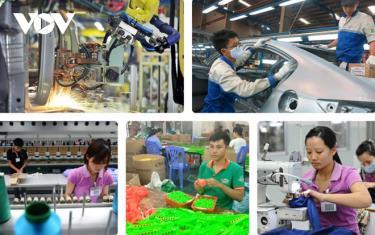 Tăng trưởng kinh tế của Việt Nam thời gian qua khá nhanh song chưa bền vững. (Ảnh minh họa)