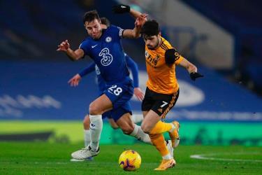 Chelsea bị Wolves cầm hòa 0-0 dù hoàn toàn áp đảo.