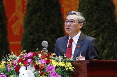 Ông Mai Trực - Ủy viên Trung ương Đảng, Phó Chủ nhiệm Ủy ban Kiểm tra Trung ương