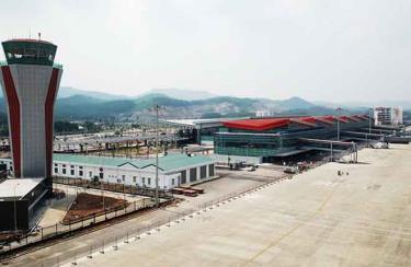 Sân bay Vân Đồn tạm đóng cửa trong 24 giờ sau ca nhiễm COVID-19 là nhân viên sân bay. Ảnh minh hoạ.