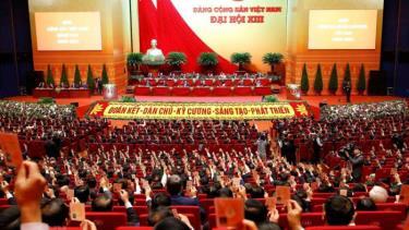 Chiều nay (28/1), Đại hội đại biểu toàn quốc lần thứ XIII của Đảng đã họp bàn công tác nhân sự