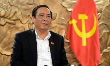 Đồng chí Nguyễn Thanh Bình.