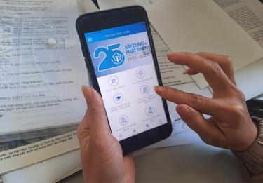 Cài đặt, sử dụng phần mềm BHXH số giúp người tham gia bảo hiểm tra cứu thông tin quá trình tham gia BHXH, BHYT, BHTN.