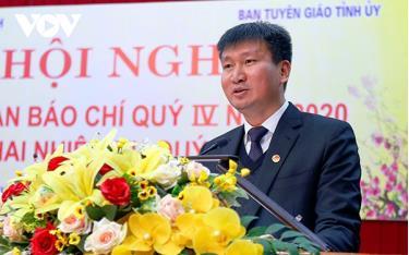 Tất cả hộ nghèo trên địa bàn đều có quà Tết - ông Trần Huy Tuấn, Chủ tịch UBND tỉnh Yên Bái cho biết.