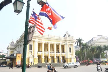 Hội nghị Thượng đỉnh Mỹ - Triều lần 2 là cơ hội quảng bá hình ảnh Việt Nam cũng như thủ đô Hà Nội.