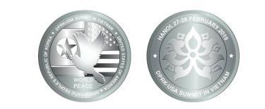 Đồng xu bạc của Việt Nam sẽ được phát hành chính thức vào 9h sáng 27/2. Ảnh công ty Tem cung cấp.