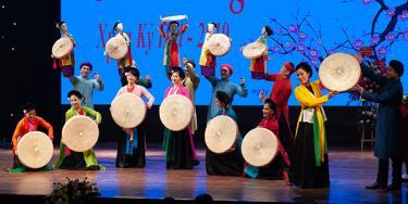 Hội nghị thượng đỉnh Mỹ - Triều Tiên lần 2 được các nghệ sĩ coi là dịp quảng bá nghệ thuật truyền thống Việt Nam ra thế giới.
