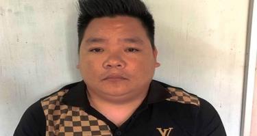 Đối tượng Trần Văn Tuấn cầm đầu đường dây đánh bạc hơn 40 tỷ đồng tại Quảng Nam.